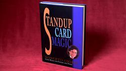 Stand-up Card Magic by Roberto Giobbi - Book