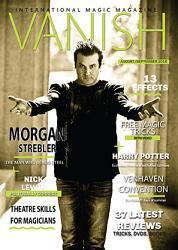 VANISH Magazine August/September 2016 - Morgan Strebler eBook DOWNLOAD