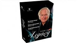 Legacy by Finn Jon and Luis de Matos - DVD