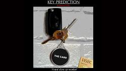 Key Prediction by Richard Griffin - Trick