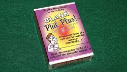 Blank Phil Plus 2 (Version 2) by Trevor Duffy