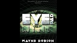 EyePad Mini (Gimmicks and Online Instructions) by Wayne Dobson - Trick
