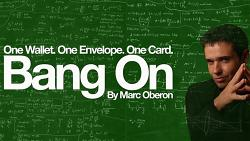 Bang On 2.0 (Gimmicks and Online Instructions) by Marc Oberon - Trick