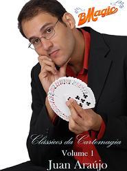 Cartomagia Classics Vol. 1 by Juan Araújo  (Portuguese Language) video DOWNLOAD