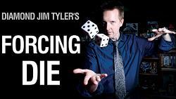 Single Forcing Die (3) by Diamond Jim Tyler - Trick