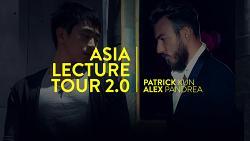 Asia Lecture Tour 2.0 by Alex Pandrea and Patrick Kun - DVD