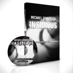 Insidious (DVD & Props) by Michael Scanzello - Trick