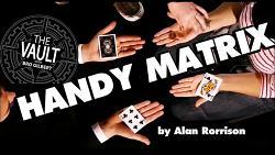 The Vault - Handy Matrix by Alan Rorrison video DOWNLOAD