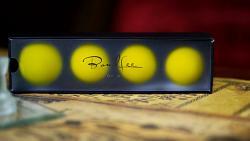 Perfect Manipulation Balls (1.7 yellow) by Bond Lee - Trick