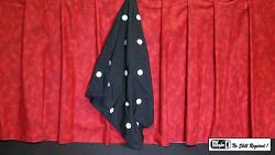 "Polka Dot Silk (18"" x 18"") by Mr. Magic - Trick"