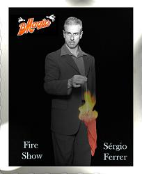 Fire Show by Sérgio Ferrer video DOWNLOAD