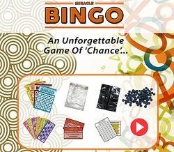 Miracle Bingo by Doruk Ulgen - Trick