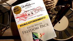 Paul Harris Presents Warp One Freedom Pack Double Astonishments