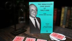 The Immaculate Card Magic of Walt Lees - Book