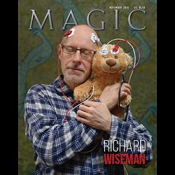 Magic Magazine November 2015 - Book