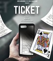 Ticket by João Miranda and Julio Montoro - Trick