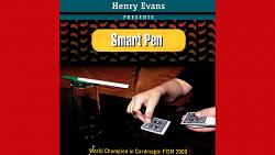 Smart Pen (Gimmicks and Online Instructions) by Henry Evans - Trick