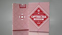 Mechanic Optricks Red Deck by Mechanic Industries
