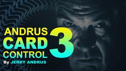 Andrus Card Control 3 by Jerry Andrus Taught by John Redmon video DOWNLOAD