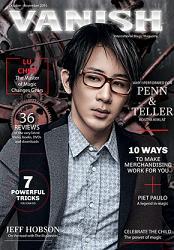 VANISH Magazine October/November 2015 - Lu Chen eBook DOWNLOAD