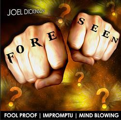 Foreseen by Joel Dickinson eBook DOWNLOAD