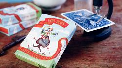 Odd Bods Playing Cards by Jonathan Burton - Trick