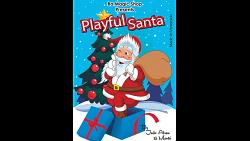 Playful Santa (XL) by Ra Magic Shop and Julio Abreu - Trick