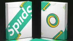 Spud Playing Cards (Green Edition)