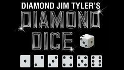 Diamond Dice Set (7) by Diamond Jim Tyler - Trick