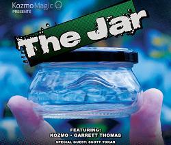 The Jar Euro Version (DVD and Gimmicks) by Kozmo, Garrett Thomas and Tokar - DVD