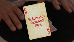 Dr. Schwartz's Cobra Deck - Trick