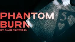 Phantom Burn by Alan Rorrison - DVD