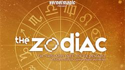 The Zodiac Spanish Version (Gimmicks and Online Instructions) by Vernet - Trick