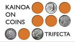 Kainoa on Coins: Trifecta - DVD
