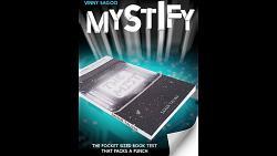 Mystify Booketest by Vinny Sagoo Magic Trick
