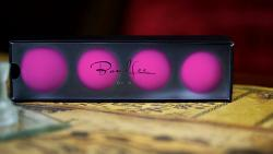 "Perfect Manipulation Balls (2"" Pink) by Bond Lee - Trick"