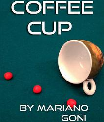COFFEE CUP by Mariano Goni Magic Trick