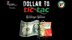 Dollar to Tic Tac by Twister Magic - Trick