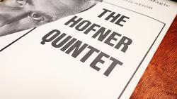 The Hofner Quintet by John Hofner - Book