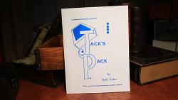 Jack's Pack by Jack Yates - Book