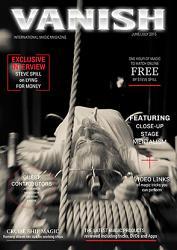 VANISH Magazine June/July 2015 - Steve Spill eBook DOWNLOAD