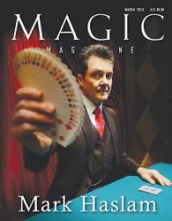 Magic Magazine March 2016 - Book