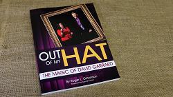 Out Of My Hat (Softbound) by David Garrard - Book
