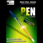Pen OR Pencil by Mickael Chatelain  - Trick