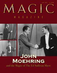 Magic Magazine June 2016 - Book