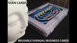 SvenCards (Blank) by Sven Lee - Trick
