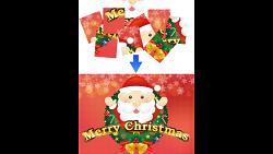 Christmas Puzzle by Tejinaya Magic - Trick