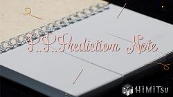 P...P...Prediction Note by Himitsu Magic - Trick
