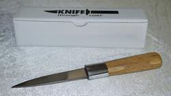 Knife Through Coat by Amazo Magic - Trick