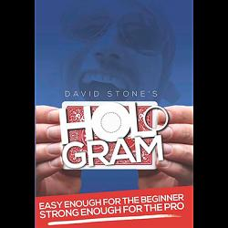 Hologram Red (DVD and Gimmick) by David Stone - DVD
